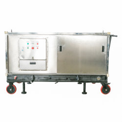 Macchina ultra ad alta pressione di pulizia Wlq20/110