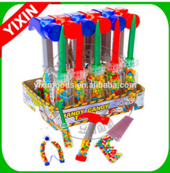 高品質の便利なキャンデーはおもちゃの菓子に用具を使う