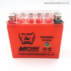 12n7d-BS Mf van het Gel de Fabriek Geactiveerde Batterij van de Motorfiets van de Sporten van de Macht