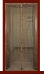 Français porte rideaux Rideaux de porte/patio/rideaux du panneau de porte