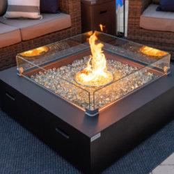 Открытый огонь яму без нижней части/раунда пит пожара/площадь пожара смолой