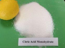 Additif alimentaire de la Chine usine sur les délais de livraison d'acide citrique monohydraté