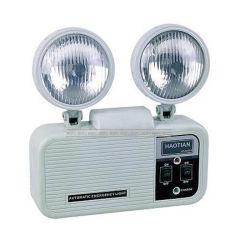 Desligar a luz de emergência, com novo design de luz de emergência de combate a incêndios