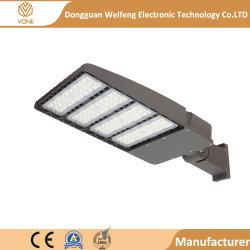 Nuovo contenitore originale in alluminio pressofuso con luce stradale a LED con Prezzo basso