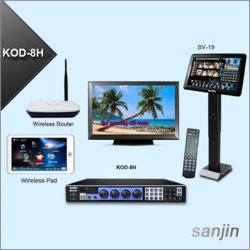 1080P HD Player Karaoke HD Player (KOD-8H)
