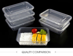 Custom food grade одноразовые ПЭТ прозрачный пластиковый Блистер-упаковка контейнеры для хлеба, торт, продовольственной
