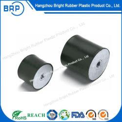 Os suportes de borracha Anti-Vibration Circular Isolador de Borracha para Bomba de Ar, Motor, automático