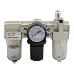 Xhnotion pneumatisches Frl kombiniertes Gerät AC2000 - Luftfilter-Regler-Fettspritze