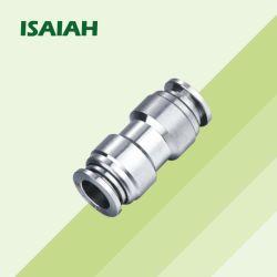 Uso SSU nell'industria chimica Union Connect acciaio inox pneumatico Raccordo pneumatico