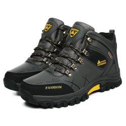 Calzado impermeable Anti-Skid Wear-Resistant zapatos deportivos High-Top botas de combate