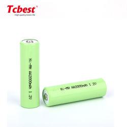 Meilleur Prix batterie NiMH 1,2V 2000mAh Ni-MH Self-Discharge faible piles AA rechargeables