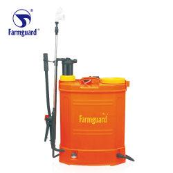 Taizhou Guangfeng Farmguard Agricultura 2 em 1 Disparo bateria elétrica portátil do Lado da Bomba Manual da Bomba do Pulverizador névoa pulverizador agrícola GF-16DP-02Z