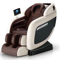 비취 4D 자동적인 소형 뒤 뻗기 공기 견인 안마 의자