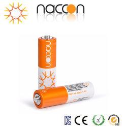 Углерод Цинковые батареи 1,5 В R6 типа AA/P/UM-3 углекислого цинка цилиндрических Super батареи высокая производительность карты в блистерной упаковке упаковка