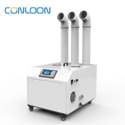 L'umidificatore ultrasonico industriale 48L/Hr della fabbrica della Cina coltiva la micro strumentazione di nebbia della nebbia della stanza per la serra
