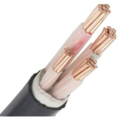0.6/1kv XLPE Insulated Power Cable Indoors와 옥외 Excellent Electricity