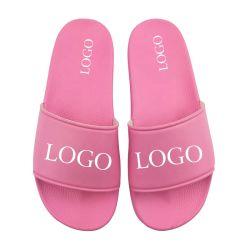 Sandali su ordinazione all'ingrosso pistone delle trasparenze delle donne di marchio dell'OEM & cadute di vibrazione degli uomini