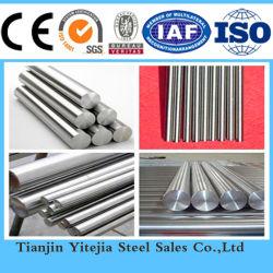 Fabricante de barras redondas de acero inoxidable, la barra angular (201, 304, 321, 904L, 316L)
