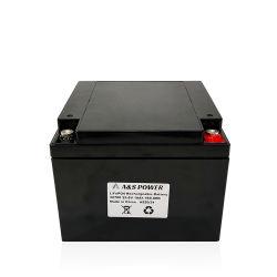 Nachladbare des Lithium-24V Batterie Ionender batterie-32700 8s3p 25.6V 18ah LiFePO4 mit BMS und ABS Fall für Licht der Golf-Laufkatze-LED