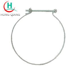 Один провод зажимы/ двойной зажим для проводов/строительных материалов и пружинные зажимы