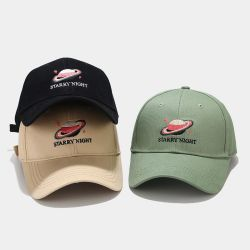 قبعة النهاش ذات التصميم الخاص غير المنظم دينيم مسطحة ذات الحجم المنخفض