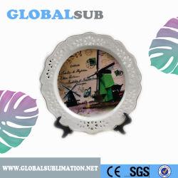 Beste Geschenk-Sublimation-keramische Platten mit Großhandelspreis