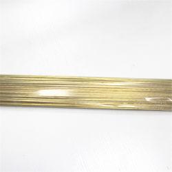 Бесплатный образец хорошей фиксации латунный стержень Wedling припоя палки латунный стержень для пайки медных сплавов стали