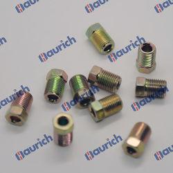 DOT SAE J1401 1/8 raccordo flessibile del tubo flessibile del freno in gomma OEM