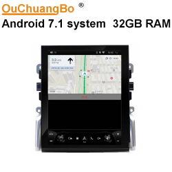 GPS van de Auto van Ouchuangbo StereoRadio voor Porsche Macan (2015-2017)