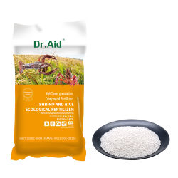 DR Aid OEM 환영 염소 비료 NPK 22 6 12 쌀용 염소 베이스 화합물 화학비료 40kg
