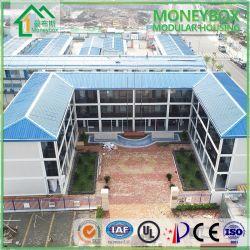 20FT Luxe van het Bureau van lage Kosten prefabriceerde de Modulaire het Afneembare Huis van de Container