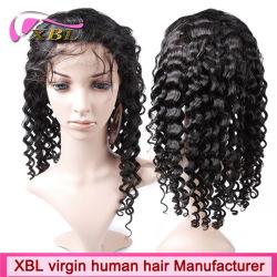 2016 nouvelles coiffures Cheveux humains Lace Wig pour dames