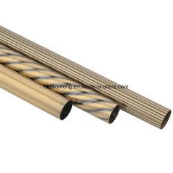 Metalleisen-Fenster-Vorhang-Gefäße, Vorhang Rod