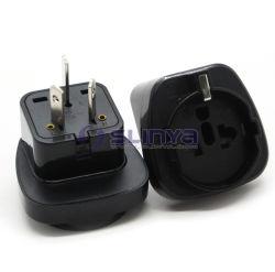 Câble Cordon d'alimentation pour ordinateur de Nous / Allemagne / France / la prise électrique de l'UE à l'adaptateur au connecteur
