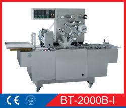 Bt-2000L automatische Kasten-Filmhülle-Maschine der Zellophan-Verpackungsmaschine-3D