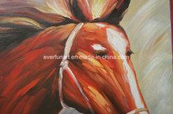لطيفة [هندمد] تقليديّة حصان حجر السّامة [أيل بينتينغ] على نوع خيش