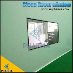 Het dubbele Cleanroom van de Laag Venster van het Glas