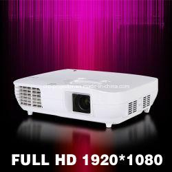 Vrai plein Home Cinéma HDMI 1080p Projecteur à LED