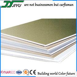 Commerce de gros panneau composite en aluminium avec revêtement PVDF