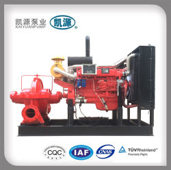 Xbc Kaiyuan Diesel Driven Fire Fighting Pump Set