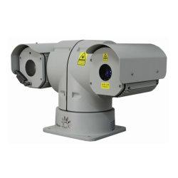 T Infrarode Camera van de Laser PTZ van de Vorm de Ruwe Goedkope voor Auto