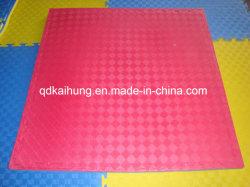 EVA puzzle tapis de plancher de taekwondo de verrouillage