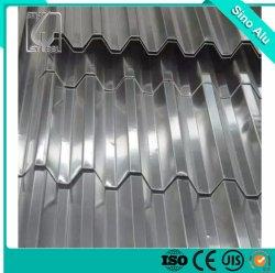 Bestes Aluminiumblatt-gewölbtes Aluminiumdach-Blatt des Preis-3003 H14 H24 H16 H26