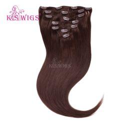 Hair 브라질 Human Hair Extension에 있는 클립