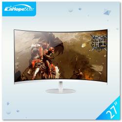 """Affichage LCD 27"""" bon marché R3000 moniteur LED incurvée Gaming 1920*1080 @144Hz"""