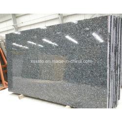 천연 석재 바닥 타일 블루 펄 화강암