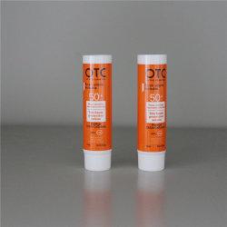 Industria médica, tubo de plástico blando para la Farmacia