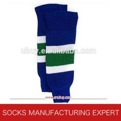 Chaussettes de sport de coton Legging (UY-080)