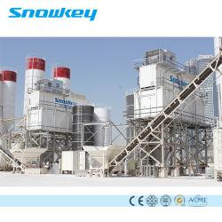 Snowkey contentores industriais de grande capacidade de resfriamento de concreto o sistema de Fábrica de Gelo