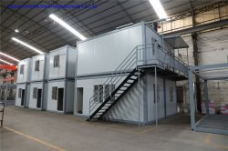 20FT Construções prefabricadas expansível de modular o recipiente de vida moderna casa de baixo custo